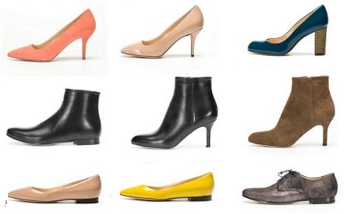 ペリーコの靴の一覧