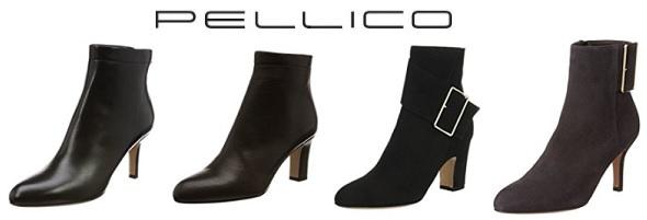 ペリーコの新作ブーツ